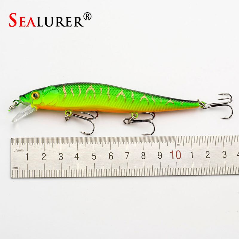 Shallow Minnow Crankbait  - 5 Colors