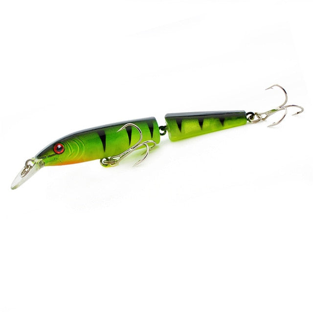 Multi Jointed Crankbait