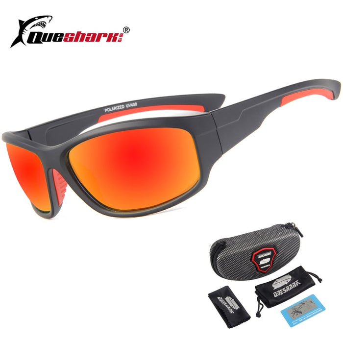 UV400 Polarized Fishing Sunglasses