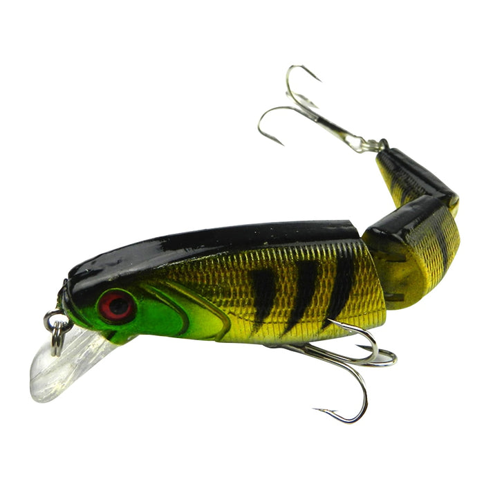 Swimbait Fishing Lure Multi Jointed for Perch, Pike, Walleye, Bass