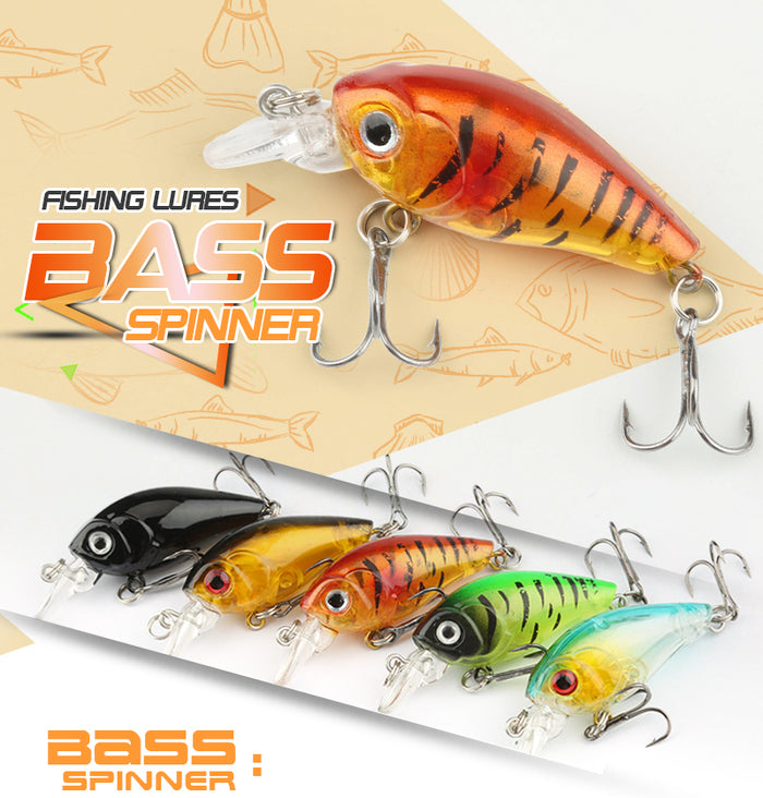 Crankbait Fishing Sets