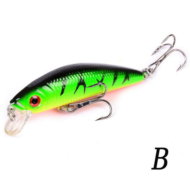 Medium Diving Crankbait Fishing Lure