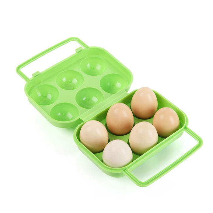 Egg Box half dozen 6