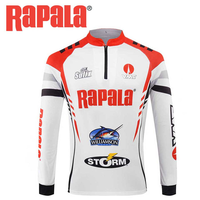 RAPALA Long-sleeve  Fishing Shirt