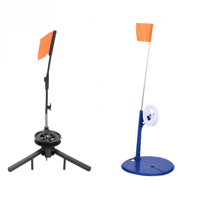 Ice Fishing Flag Tip-Up Pole