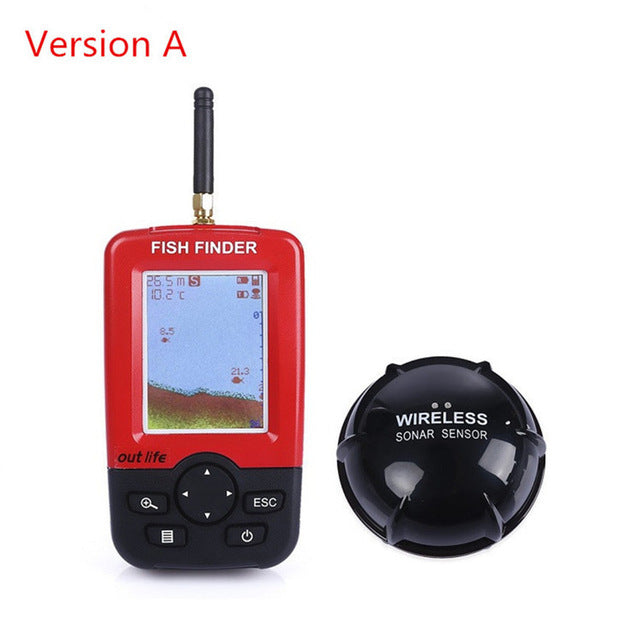 Edies Wireless Portable Fish Finder