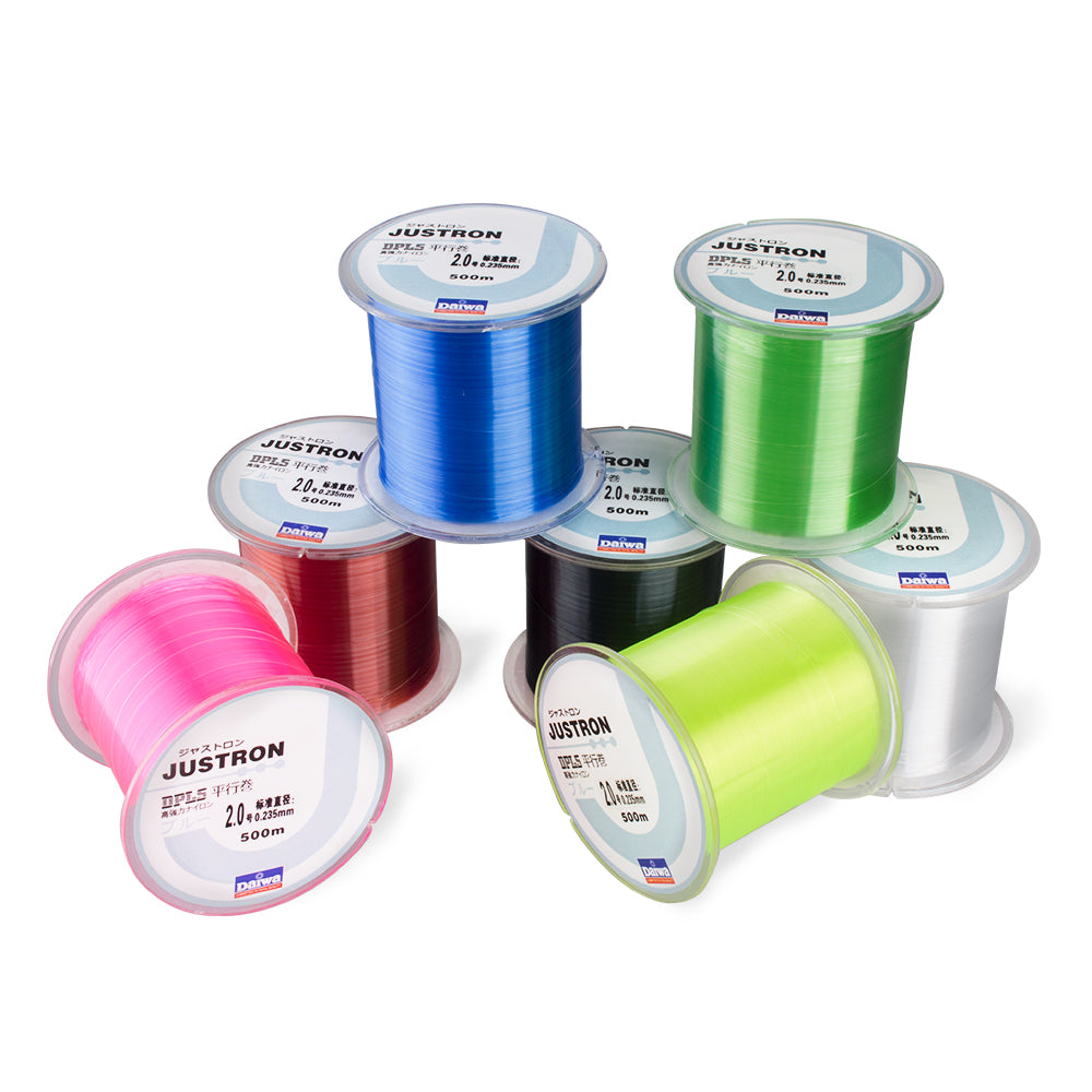 540 Yards of Nylon Fishing Line Monofilament 0.4 To 8.0