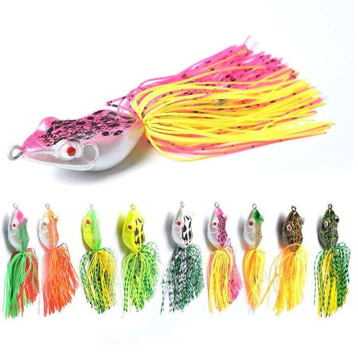 Top Water Frog Lure