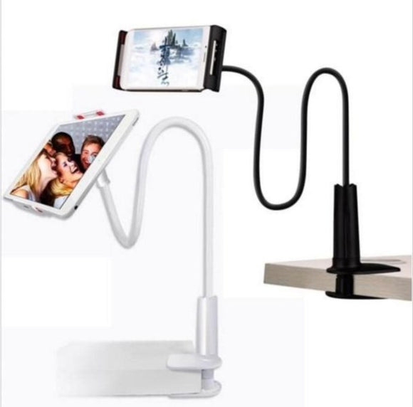 Mobile Holder Table Mount Fully Metal Flexible Clip Lazy Arm Bracket for Both Mobiles and Tablets/ipad/Kindle Mobile Holder Multi-color