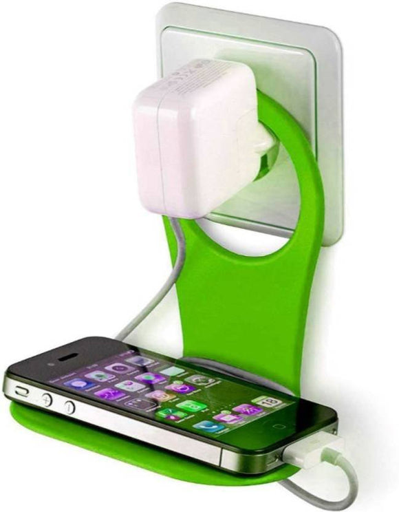 Mobile Holder Hanger Stand for Hanging Cell Phone Mobile Holder (Multi Color)