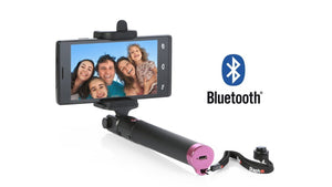 Bluetooth Selfie Stick Wireless Selfie For Pictures,Photos,Vidio Click your Best Moments