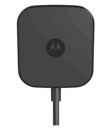Moto X Play 2.8 Amp Turbo charger Black