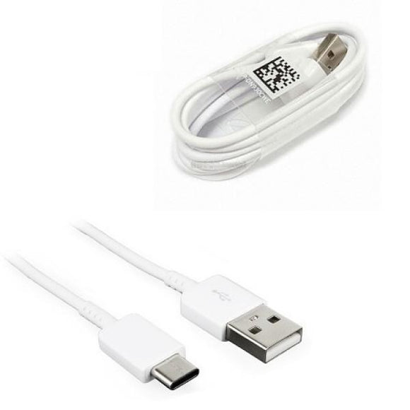 Samsung Galaxy A7 2016 Type C Charge And Sync Cable-1M-White