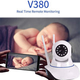 V380 WIFI SMART NET Security Camera (1 Channel)