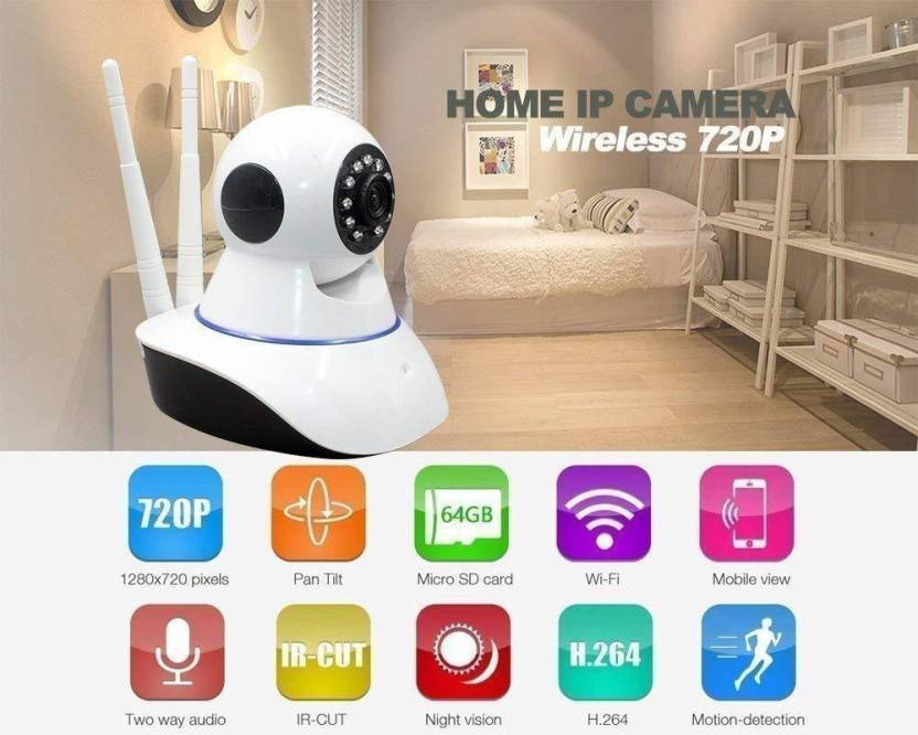 V380 WIFI SMART NET Security Camera (1 Channel) – Duisah