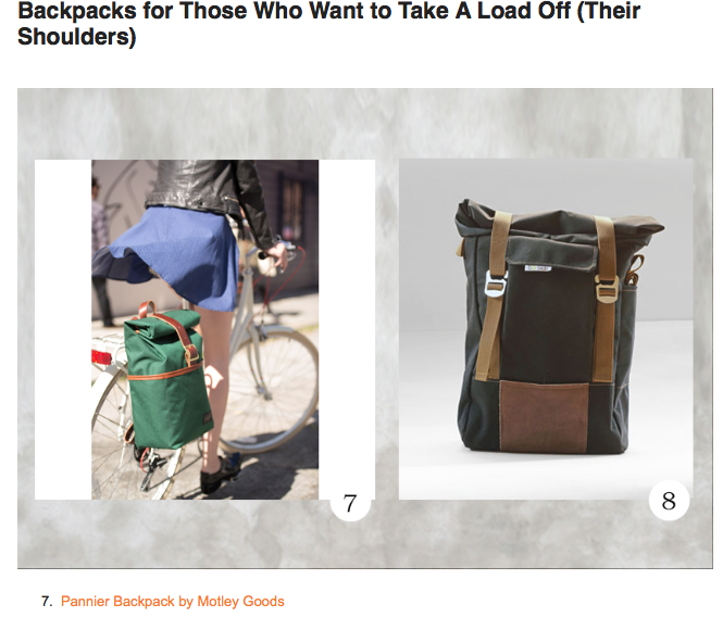 Getting Some Love from our Friends at the Brooklyn Bicycle Company