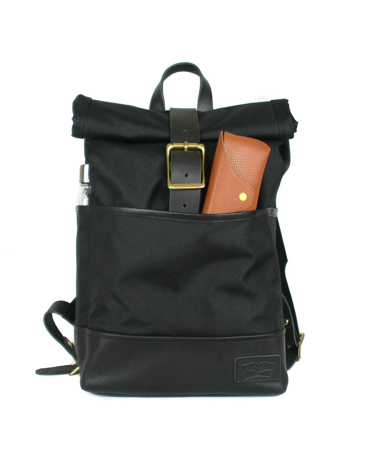 Daypack in All Black - Motley Goods