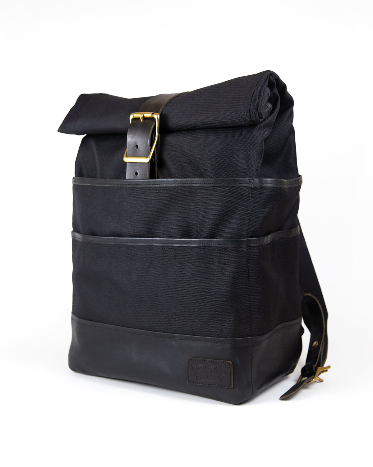 Weekender in All Black - Motley Goods