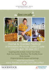 Decor Cafe Festival flyer