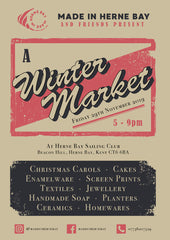 Made in Herne Bay present A Winter Market