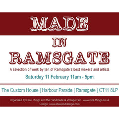 Made in Ramsgate market