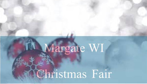 Margate WI Christmas Fair
