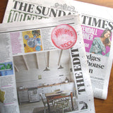 Jenny Duff Margate coaster in The Sunday Times