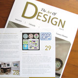 Jenny Duff in The Art of Design