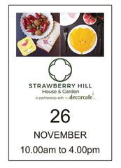 Strawberry Hill House Christmas Fair