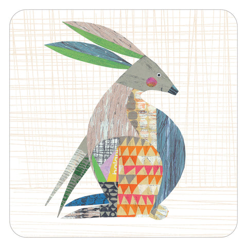 Jenny Duff Clare Youngs table mats placemats handsome hare design