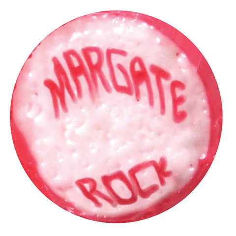 Jenny Duff melamine coaster Margate seaside rock