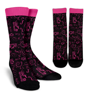 PINK Open Road Girl Socks