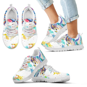 Colorful Kid's Sneakers