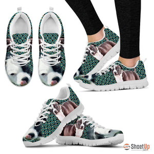 American Staffordshire TerrierDog Running Shoes For Women