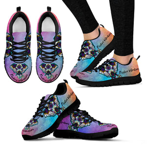 Positive Vibrations Women's Sneakers.