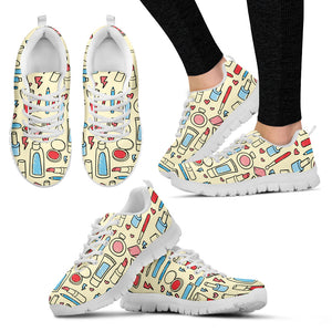 Cosmetics Women's Sneakers