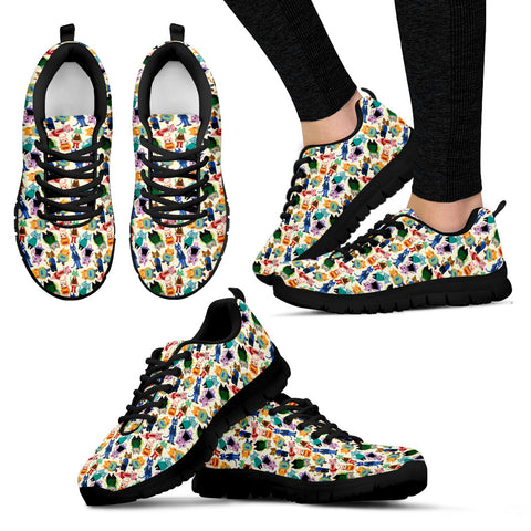 Colorful motives Women's Sneakers
