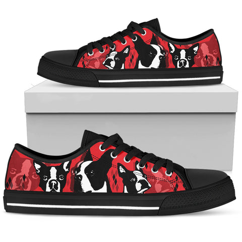 Boston Women's Low Top Shoe