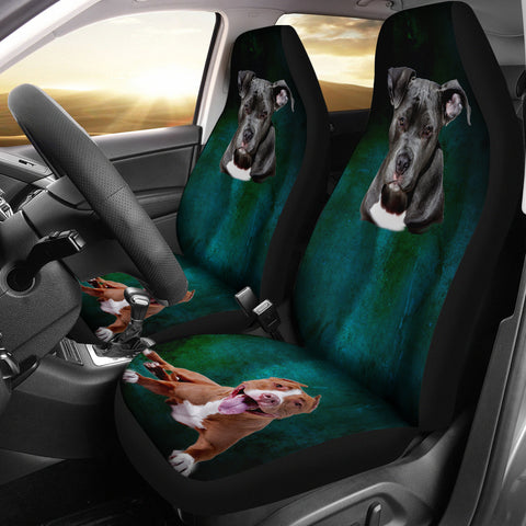 Image of American Staffordshire uto Seat Cover