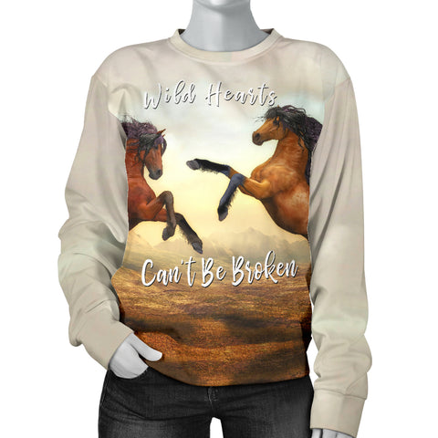 Image of Wild Hearts Can't Be Broken Women's Sweater