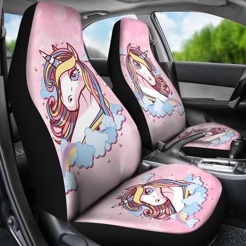Image of Unicorn Universe Car Seat Covers