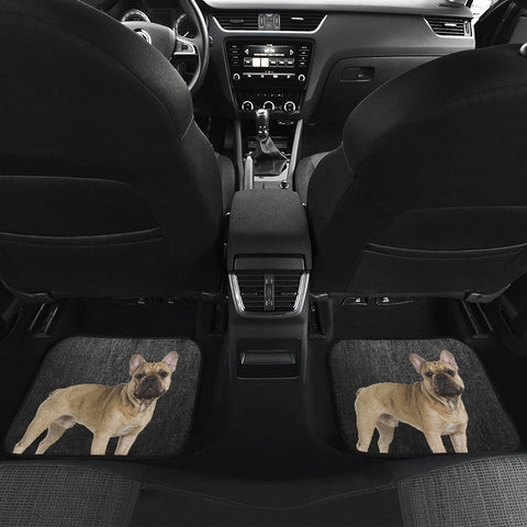 Image of French Buldog Floor Mat