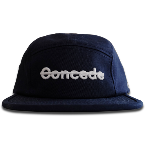 Never Concede / 5-Panel Cap