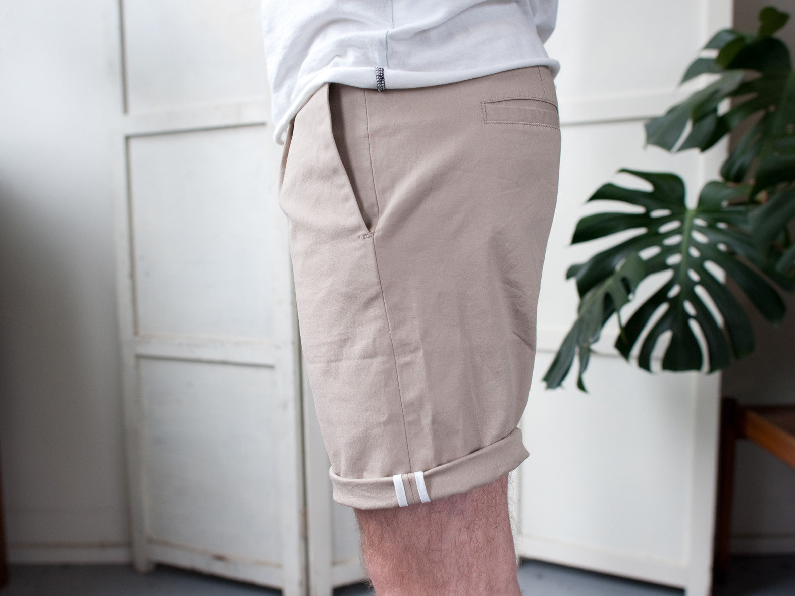SERVICE SHORTS. SAFARI.