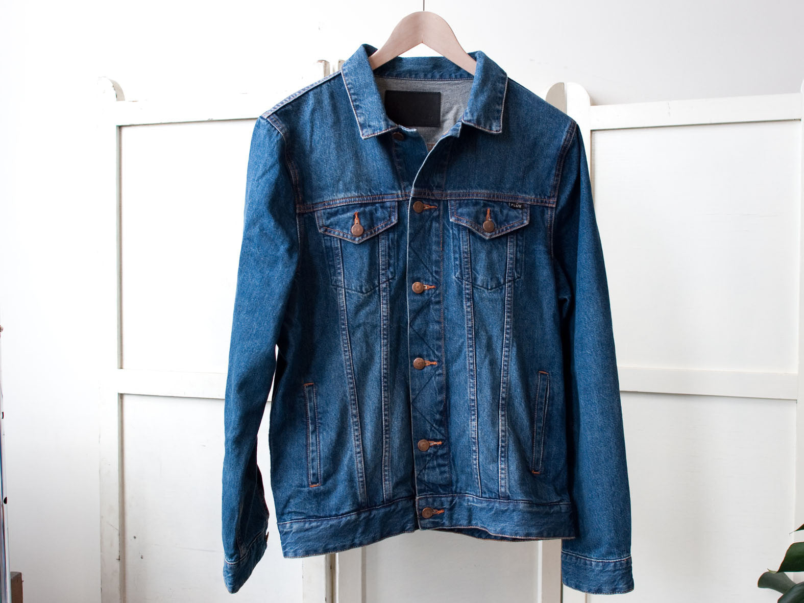 MOTOR CITY DENIM JACKET