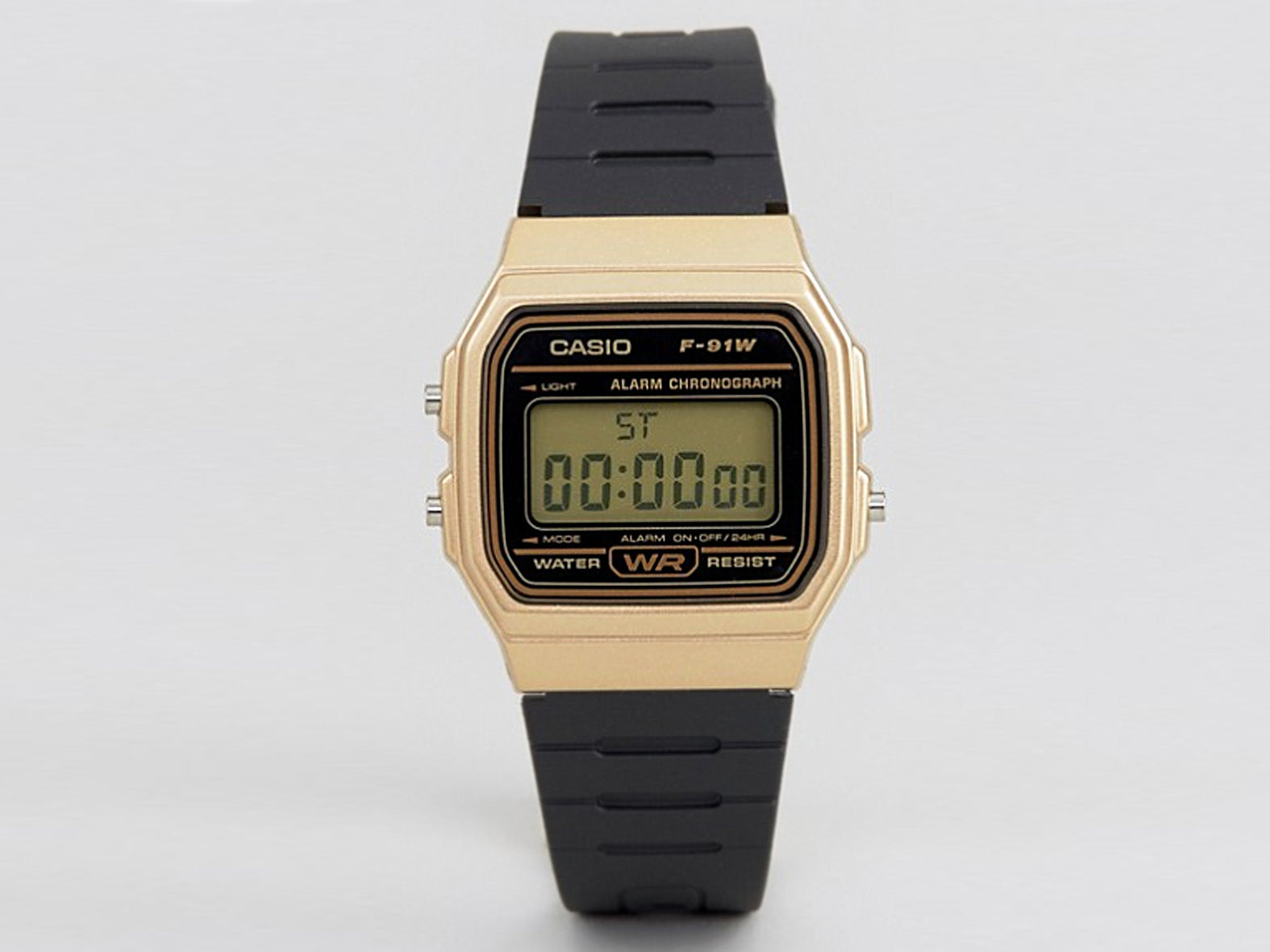 CASIO - DIGITAL, VINTAGE WR/ SW /LED LIGHT, ALARM
