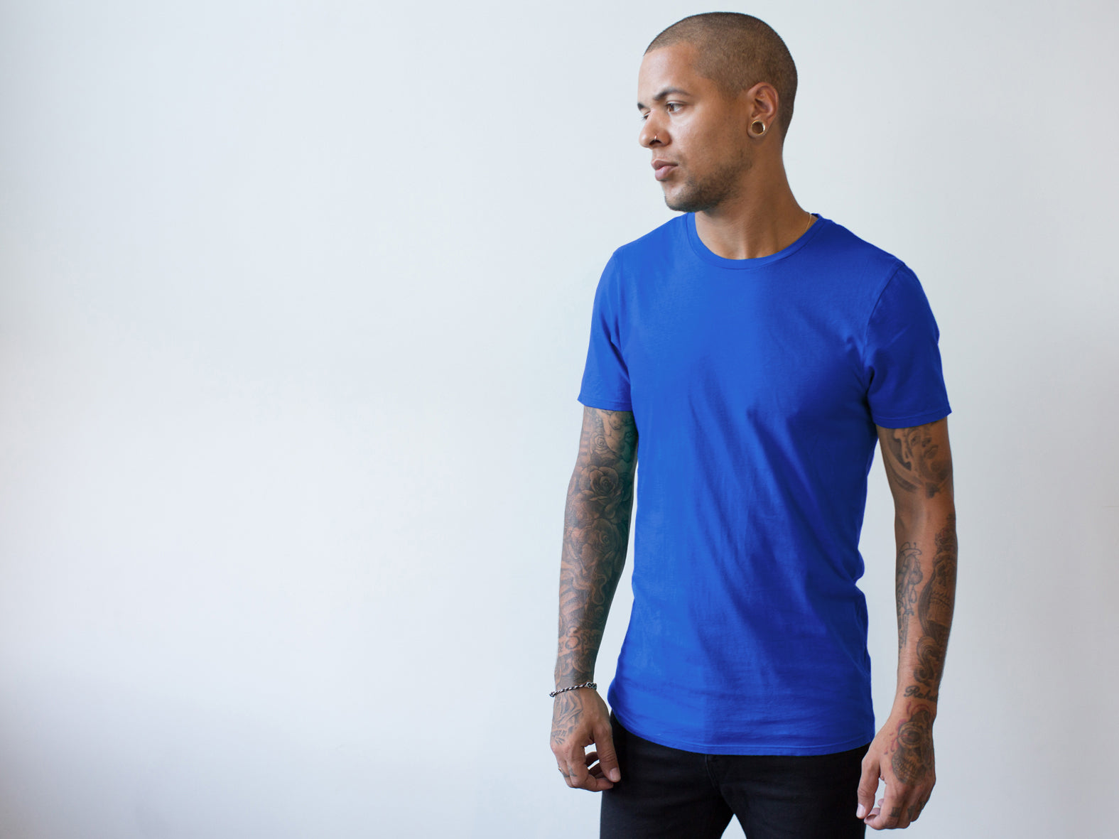 Nº A. CLASSIC FIT. ROYAL BLUE.