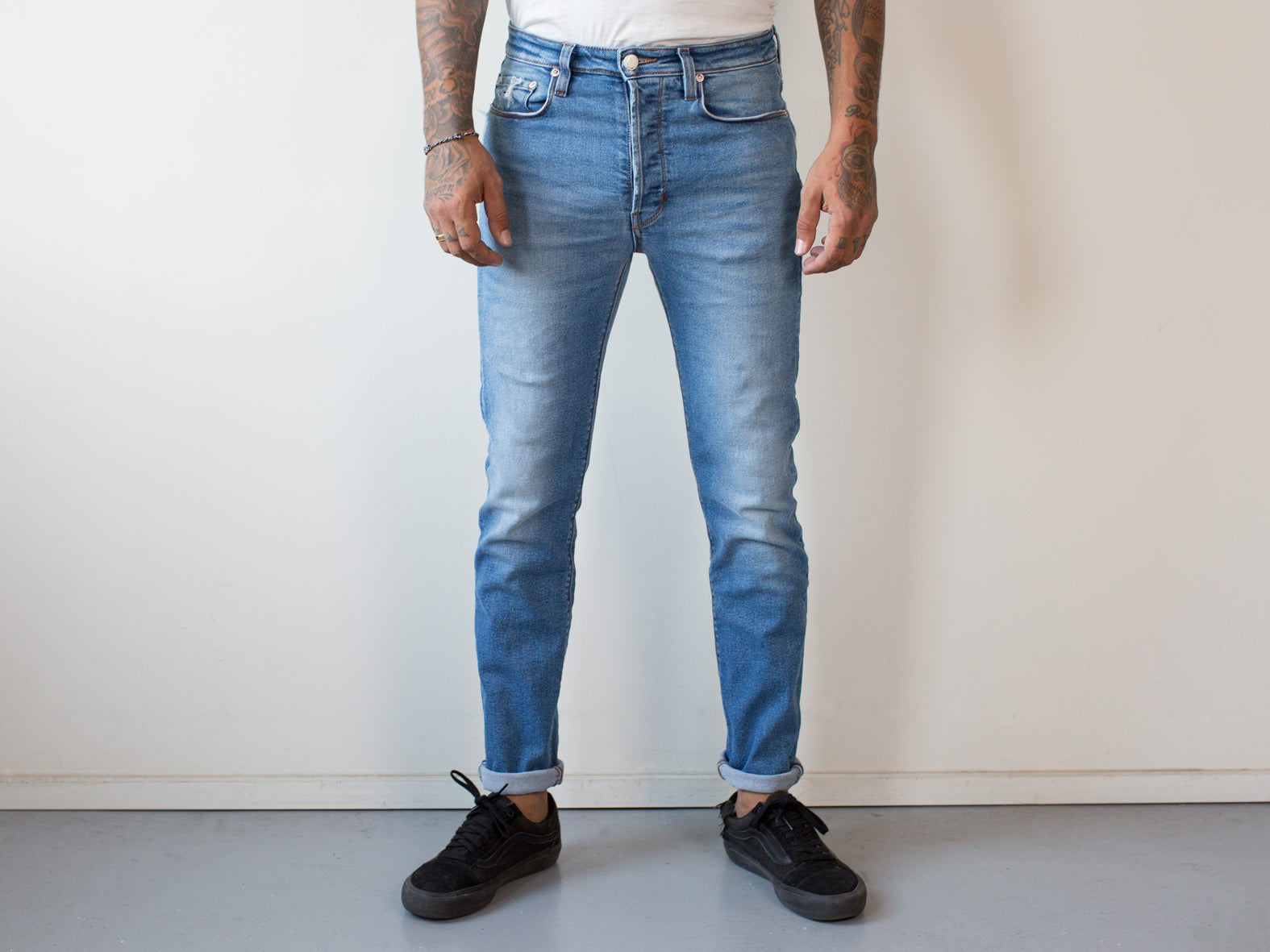 No 16 WASH. UNION JEANS