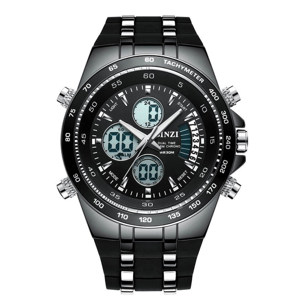 Men's big face watches --50MM