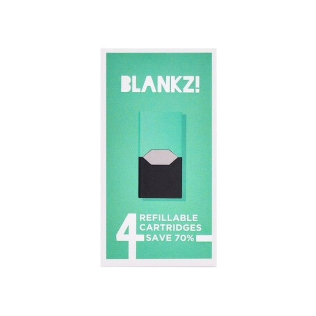 Blankz! - Refillable Compatible Pods - 4 Count